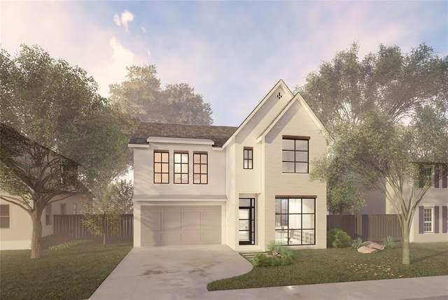 3911 Marlowe Street, West University Place, TX 77005 (MLS #79353791) :: Caskey Realty