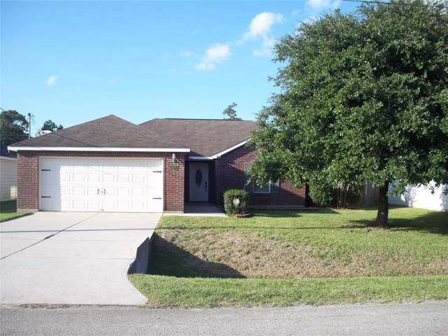 16283 Hidden Deer Lane, Conroe, TX 77302 (MLS #79360576) :: The Jill Smith Team