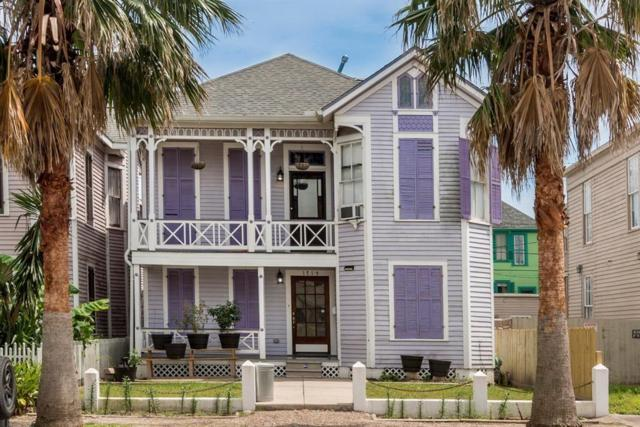 1715 Market Street, Galveston, TX 77550 (MLS #79370505) :: The SOLD by George Team