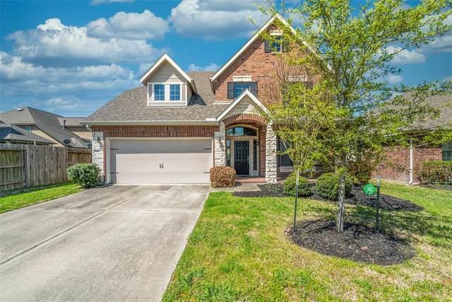 5411 Fieldstone Terrace, Richmond, TX 77407 (MLS #79374748) :: Ellison Real Estate Team