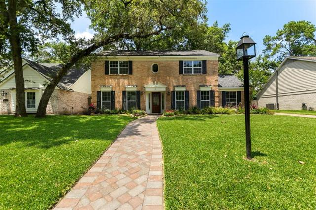 707 Thistlewood Drive, Houston, TX 77079 (MLS #79375952) :: Texas Home Shop Realty