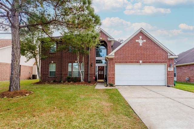 5121 Rainflower Circle S, League City, TX 77573 (MLS #79409830) :: The Bly Team