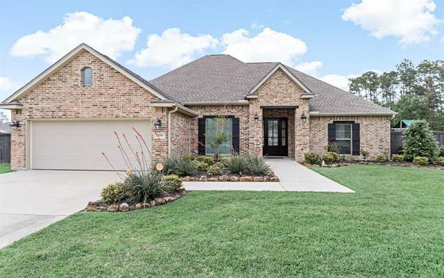 12010 Crosstimbers Drive, Beaumont, TX 77705 (MLS #79411849) :: The SOLD by George Team