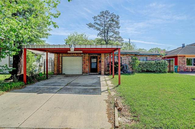 319 Exchange Street, Houston, TX 77020 (MLS #79422283) :: The Jill Smith Team