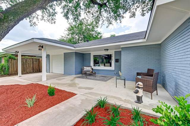 2014 Nina Lee Lane, Houston, TX 77018 (MLS #79433048) :: My BCS Home Real Estate Group