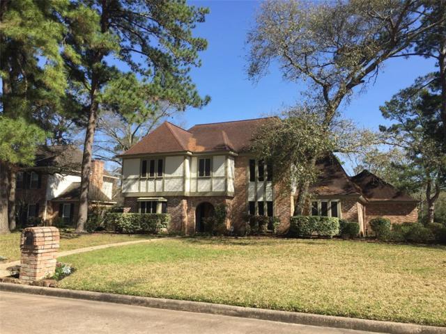 17514 Ridge Top Drive, Houston, TX 77090 (MLS #79433757) :: Fairwater Westmont Real Estate