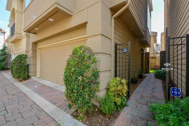 5968 Kansas Street, Houston, TX 77007 (MLS #79437240) :: Giorgi Real Estate Group
