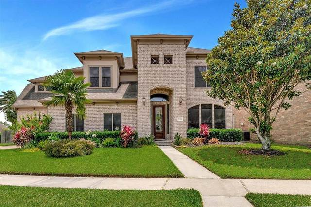 2253 Lake Cove Way, Seabrook, TX 77586 (MLS #79441180) :: Ellison Real Estate Team