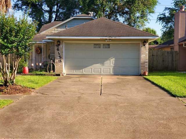 16151 Barbarossa Drive, Houston, TX 77083 (#79454956) :: ORO Realty