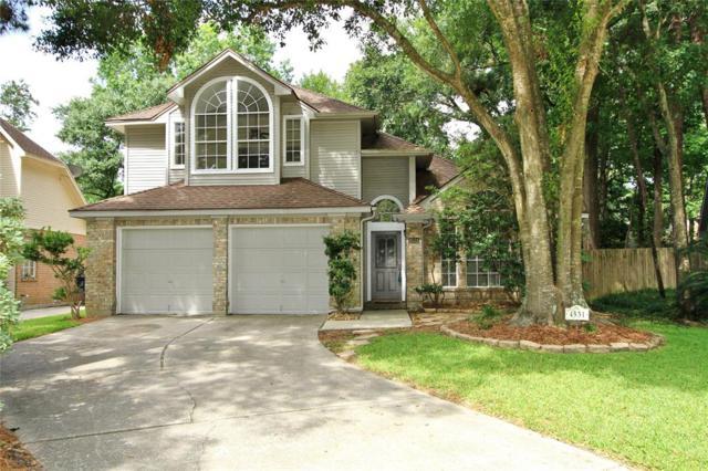 4531 Dogwood Ridge Lane, Kingwood, TX 77345 (MLS #79456706) :: The Parodi Team at Realty Associates