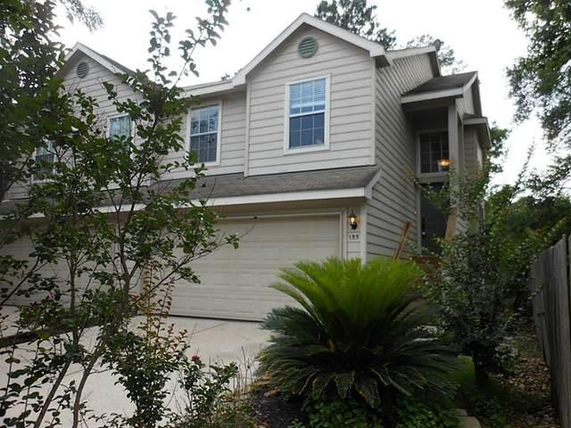 155 N Villa Oaks Drive, The Woodlands, TX 77382 (MLS #79461819) :: Caskey Realty