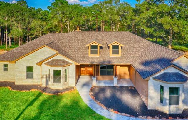 1395 Mohawk Drive, Montgomery, TX 77316 (MLS #79463012) :: The SOLD by George Team