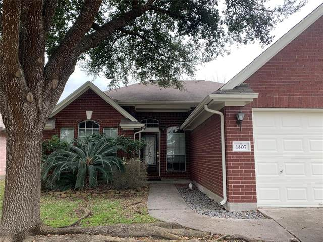 1407 Chesterpoint Drive, Spring, TX 77386 (MLS #7946433) :: Caskey Realty