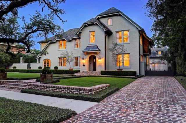1611 South Boulevard, Houston, TX 77006 (MLS #79468289) :: The Sansone Group