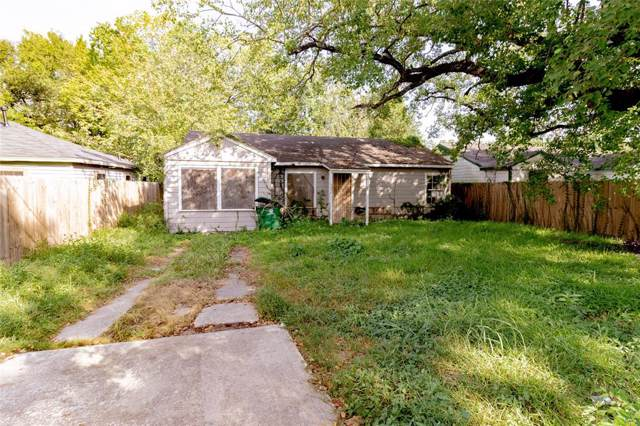 6835 Saint Augustine Street, Houston, TX 77021 (MLS #79469738) :: The Jill Smith Team