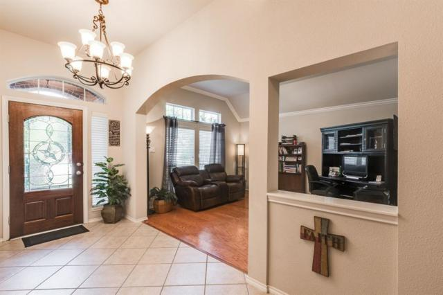 12618 Winding Manor Drive, Houston, TX 77044 (MLS #79476533) :: The Bly Team