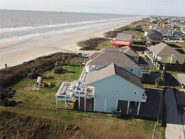 2902 Cedar Lane, Crystal Beach, TX 77650 (MLS #7949407) :: The Queen Team