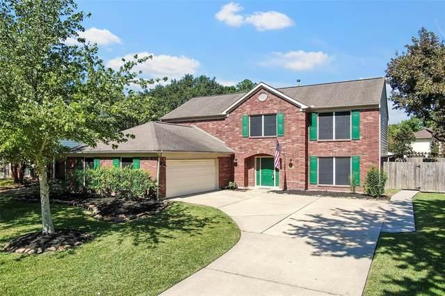17010 Poplar Hill Street, Houston, TX 77095 (MLS #79495131) :: My BCS Home Real Estate Group