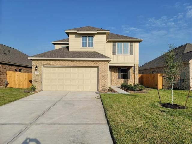3515 Conquest Circle, Texas City, TX 77591 (MLS #79498310) :: Rachel Lee Realtor