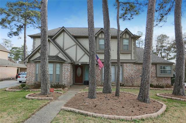 12223 Normont Drive, Houston, TX 77070 (MLS #79500445) :: Lisa Marie Group | RE/MAX Grand