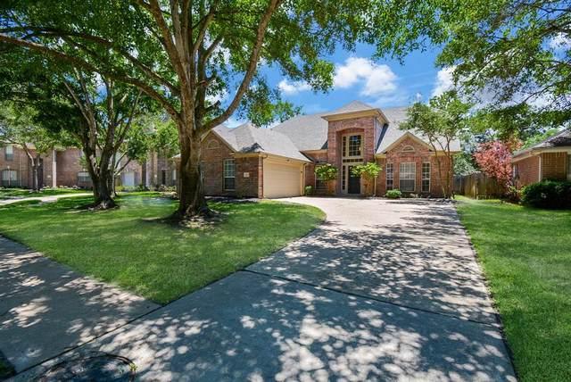 21615 Live Oaks Spring Drive, Katy, TX 77450 (MLS #79506441) :: The Property Guys