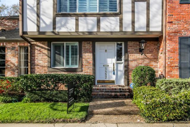 5852 E Lynbrook Drive #55, Houston, TX 77057 (MLS #79521103) :: Texas Home Shop Realty
