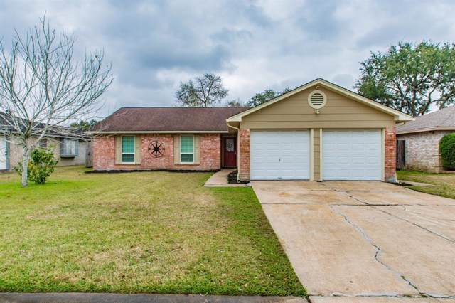 16215 Forest Bend Avenue, Friendswood, TX 77546 (MLS #7952508) :: The Bly Team
