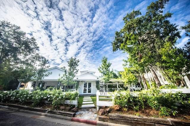 5731 Logan Lane, Houston, TX 77007 (MLS #79542113) :: My BCS Home Real Estate Group