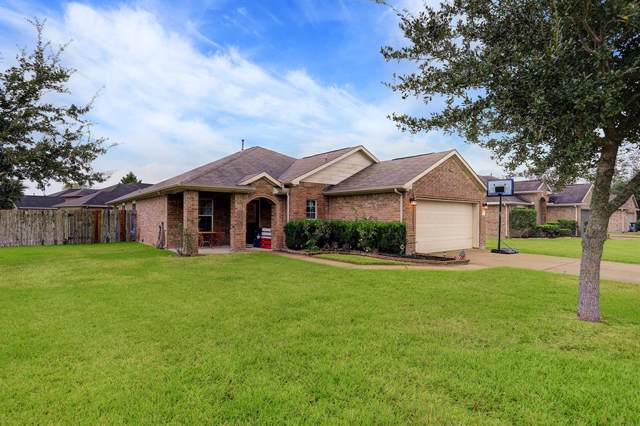 9215 Creekside Court, Hitchcock, TX 77563 (MLS #79550917) :: The Sold By Valdez Team