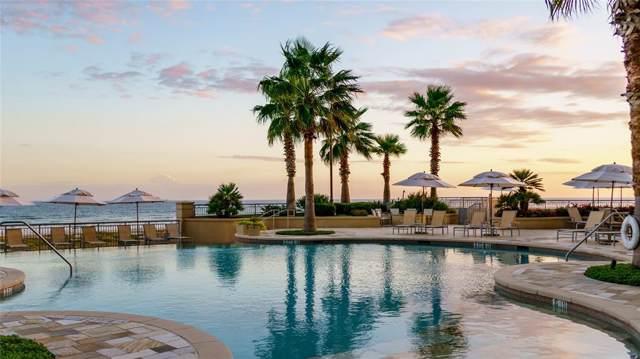 801 E Beach Drive Tw2203, Galveston, TX 77550 (MLS #79560904) :: CORE Realty