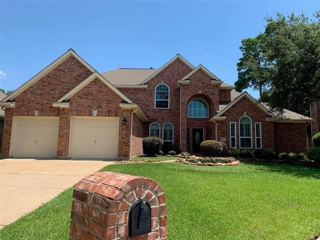 17506 Memorial Ridge Drive, Spring, TX 77379 (MLS #79570974) :: The Sansone Group