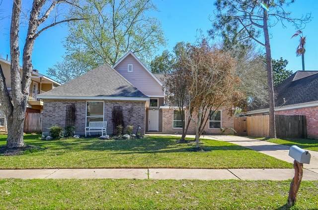 15707 Fern Ridge Drive, Houston, TX 77084 (MLS #79573475) :: Lisa Marie Group | RE/MAX Grand
