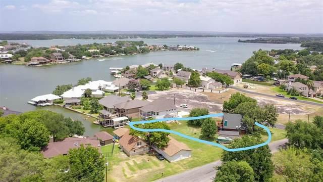 401 Lake Point Drive, Horseshoe Bay, TX 78657 (MLS #79582732) :: Ellison Real Estate Team