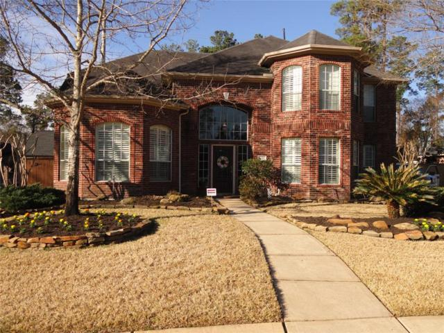 9619 Woodcliff Lake Drive, Spring, TX 77379 (MLS #79590674) :: Christy Buck Team