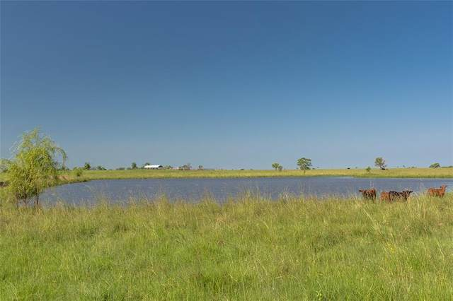 5816 Beckendorff Road, Sealy, TX 77474 (MLS #79602232) :: My BCS Home Real Estate Group