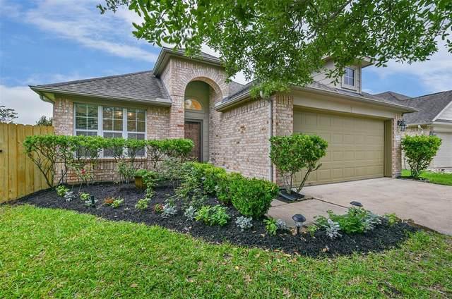 9906 Pearl Creek Lane, Rosharon, TX 77583 (MLS #79602283) :: Guevara Backman