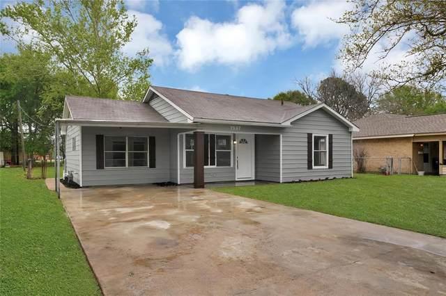 7337 Saint Louis Street, Houston, TX 77028 (MLS #79613669) :: The Home Branch