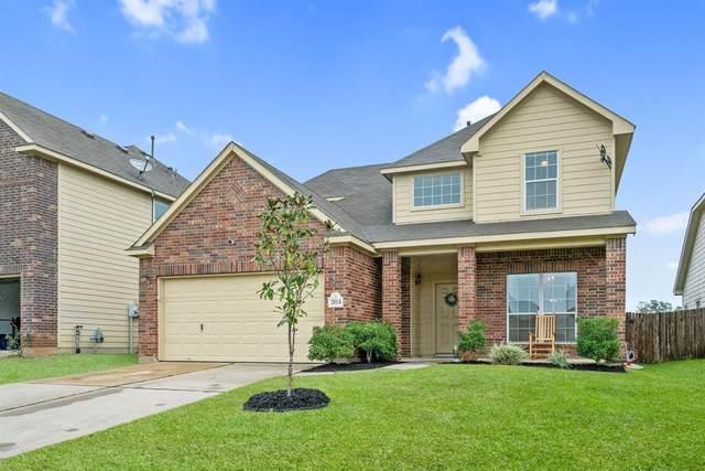 2014 Midlane Drive, Conroe, TX 77301 (MLS #79621480) :: My BCS Home Real Estate Group