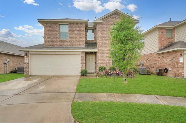 2042 Harmon Park Court, Spring, TX 77373 (MLS #79622302) :: Ellison Real Estate Team