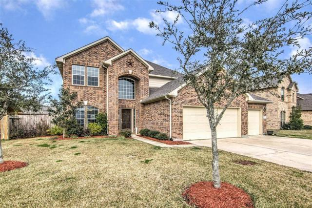2874 Flower Creek Lane, Dickinson, TX 77539 (MLS #7963075) :: The SOLD by George Team