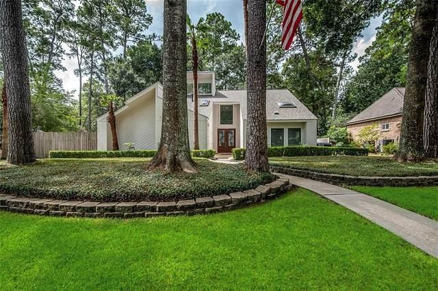 2114 Shady Branch Drive, Houston, TX 77339 (MLS #79635368) :: The Wendy Sherman Team