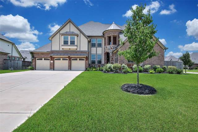 26515 Reflection Sky Court, Katy, TX 77494 (MLS #79648910) :: Connect Realty