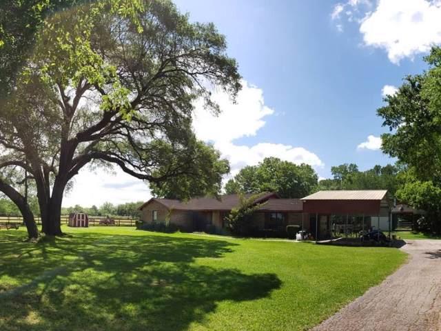 9631 Masters Road, Manvel, TX 77578 (MLS #79655719) :: Christy Buck Team