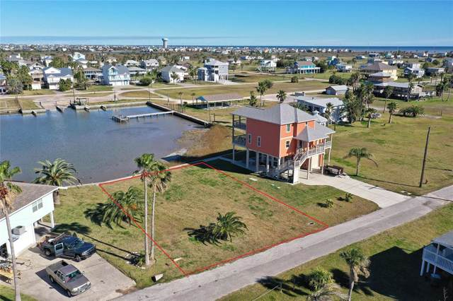 Lot 4 5th Street, Galveston, TX 77554 (MLS #79660647) :: The SOLD by George Team