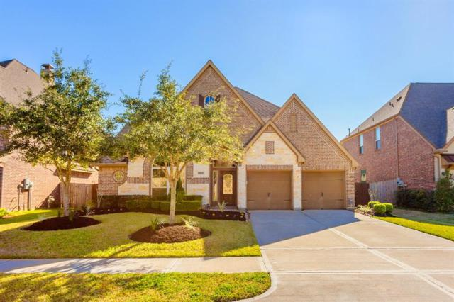 12502 Ivy Run Lane, Pearland, TX 77584 (MLS #79673667) :: The Sansone Group