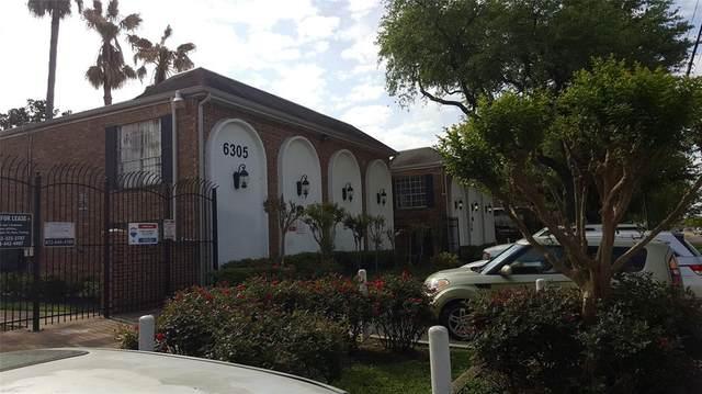 6305 Westward Street #148, Houston, TX 77081 (MLS #79681387) :: The Parodi Team at Realty Associates
