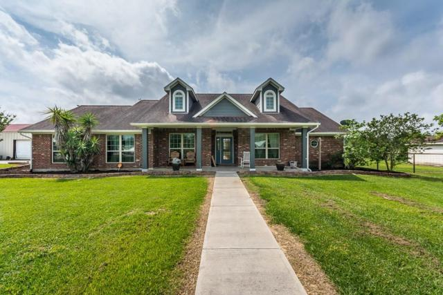 5189 County Road 435, Alvin, TX 77511 (MLS #79689783) :: The SOLD by George Team