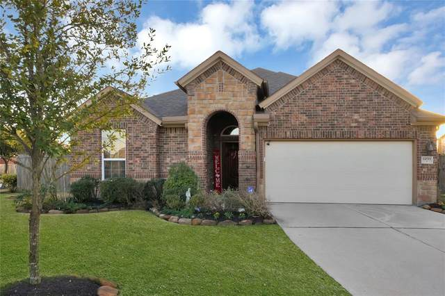 14703 Ashley Creek Court, Humble, TX 77396 (MLS #79691168) :: The Bly Team