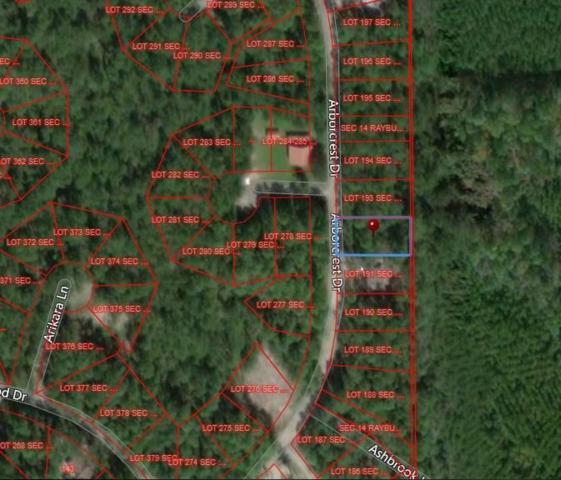 0 Arborcrest Drive, Brookeland, TX 75931 (MLS #79699175) :: Magnolia Realty