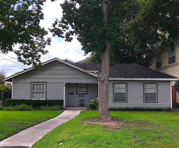 4401 Valerie Street, Bellaire, TX 77401 (MLS #79706239) :: Caskey Realty